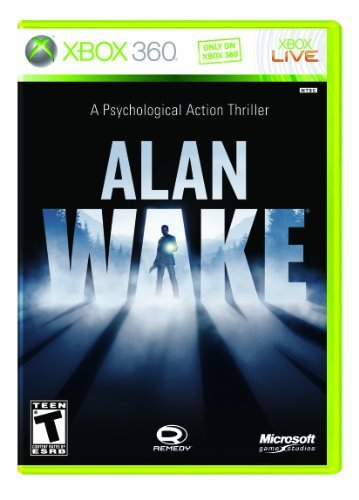 Xbox 360 Alan Wake Microsoft Corporation T