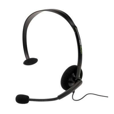 Xbox 360 Accessory Headset 2010 Headset 2010