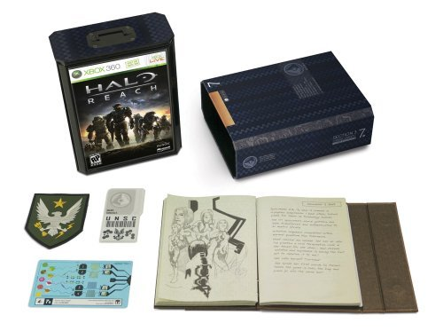 X360 Halo Reach Limited Edition