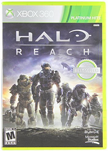 Xbox 360 Halo Reach (replenishment No T Microsoft Corporation M