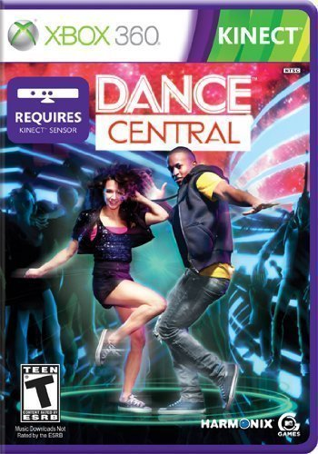 X360 Kinect Dance Central T