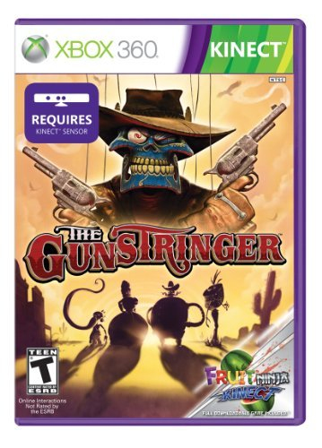 Xbox 360 Kinect Gunstringer Microsoft Corporation T