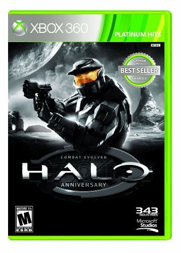 Xbox 360 Halo Anniv. Combat Evolv Microsoft Corporation