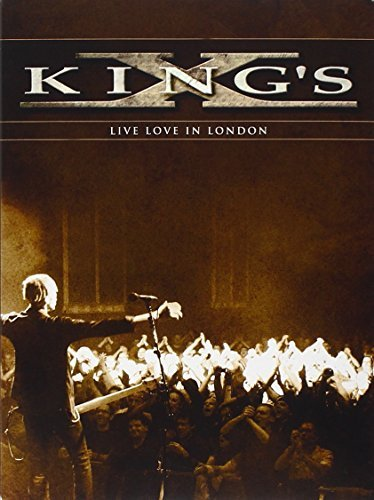 King's X Live Love In London 2 CD Incl. DVD