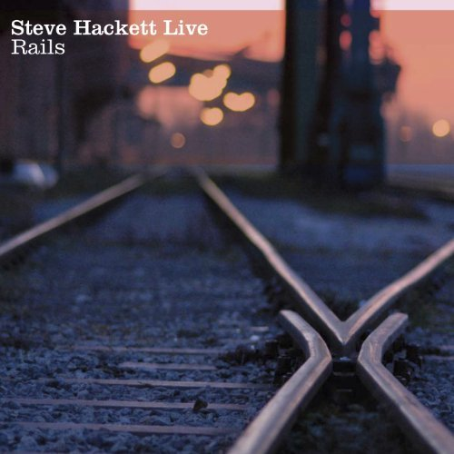 Steve Hackett Live Rails 2 CD