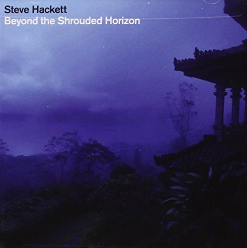 Steve Hackett Beyond The Shrouded Horizon 2 CD