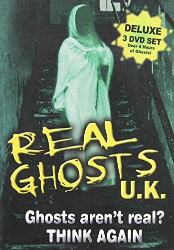 Real Ghosts Uk Think Ghosts A Real Ghosts Uk Think Ghosts A Nr 3 DVD