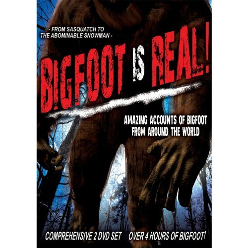Bigfoot Is Real! From Sasquat Bigfoot Is Real! From Sasquat Nr