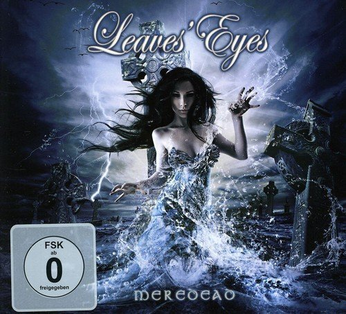 Leaves' Eyes Meredead Lmtd Ed. Incl. DVD