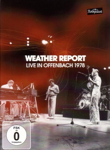 Weather Report Live In Offenbach 1979 Import Gbr