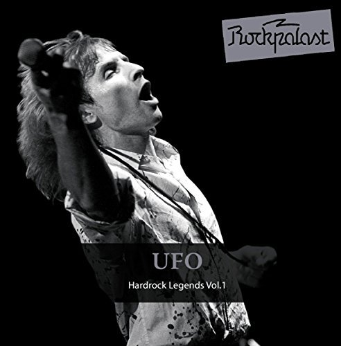 Ufo Vol. 1 Hardrock Legends (rockp