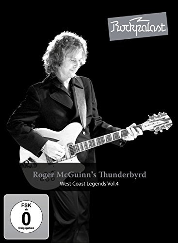 Roger Mcguinn's Thunderbyrd Vol. 4 Rockpalast West Coast Nr