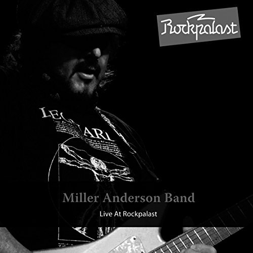 Miller Anderson Band Live At Rockpalast 2010