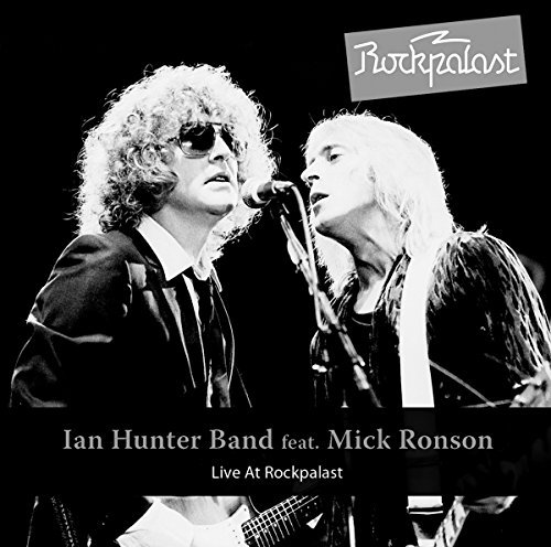 Ian Feat. Mick Ronson Hunter Live At Rockpalast
