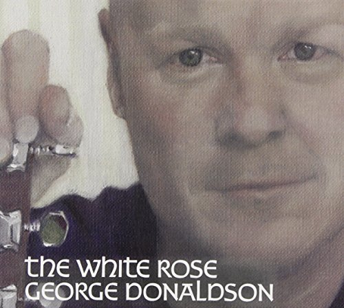 Donaldson George White Rose