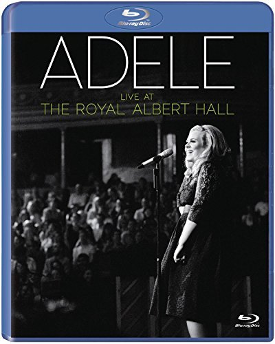 Adele Live At The Royal Albert Hall Blu Ray