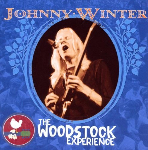 Johnny Winter Woodstock Experience Import Gbr 2 CD