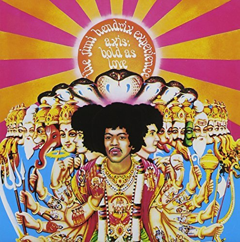 Jimi Experience Hendrix Axis Bold As Love Remastered