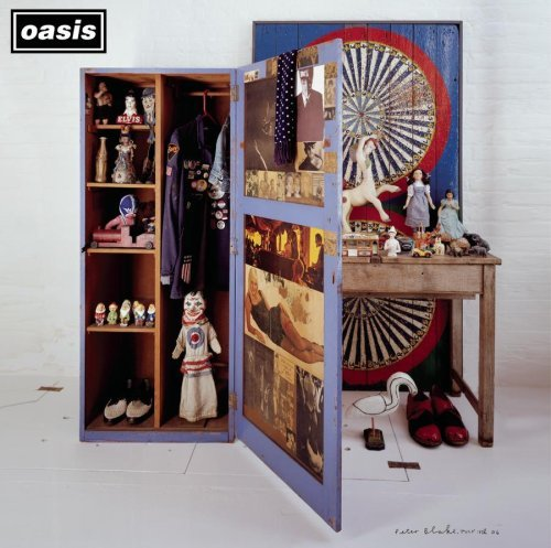 Oasis Stop The Clocks Explicit Version 2 CD Set Incl. DVD