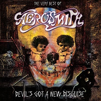 Aerosmith Devil's Got A New Disguise