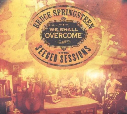 Bruce Springsteen We Shall Overcome The Seeger Import Eu Incl. DVD