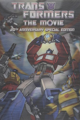 Transformers The Movie 20th Anniversary Special Ed