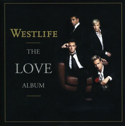 Westlife Love Album Import Gbr Import Gbr