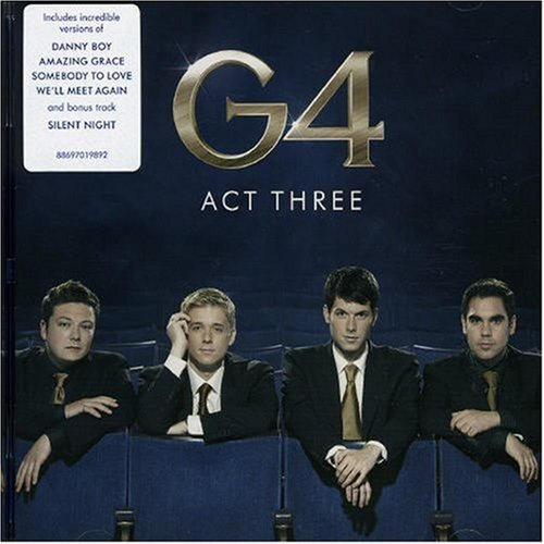 G4 Act 3 Import Gbr Includes Bonus Track