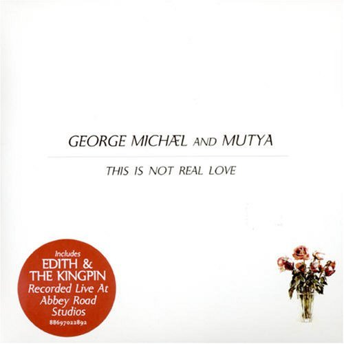 George Michael This Is Not Real Love Import Eu