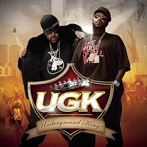 Ugk Underground Kingz Clean Version 2 CD Set