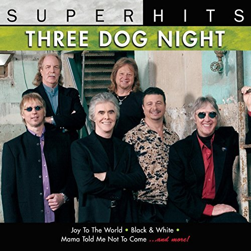 Three Dog Night Super Hits Live! Super Hits