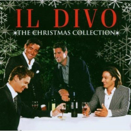 Il Divo Christmas Collection Import Can