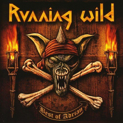 Running Wild Best Of Adrian Import Eu