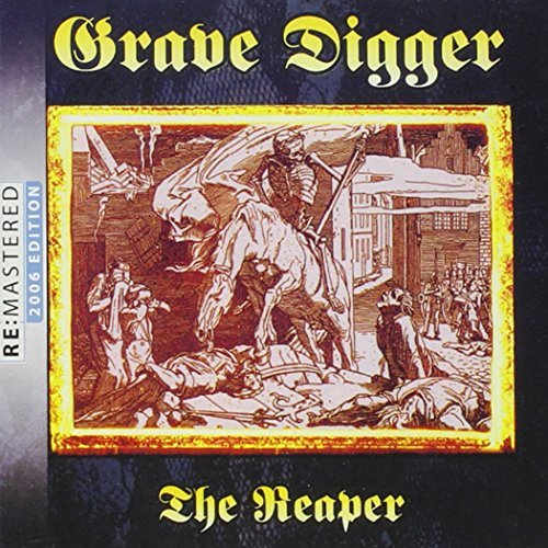 Grave Digger Reaper Import Eu Remastered