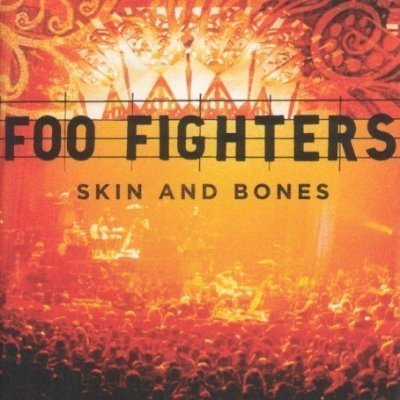 Foo Fighters Skin & Bones [cd & Dvd]