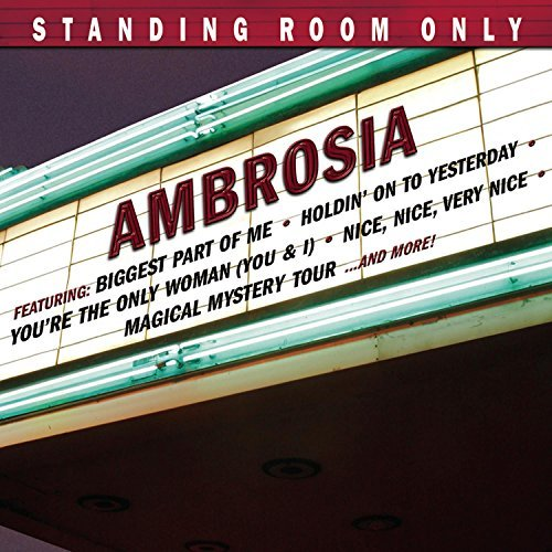 Ambrosia Standing Room Only