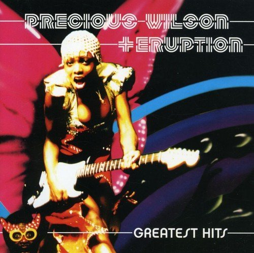 Eruption Greatest Hits Import Gbr