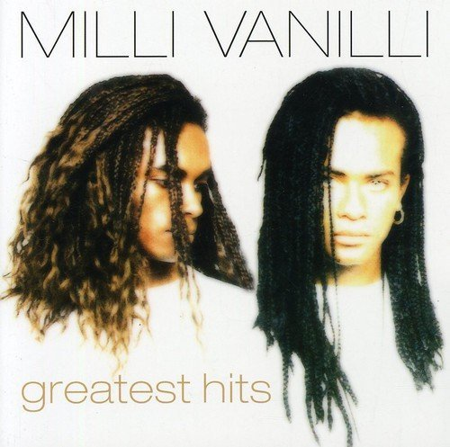 Milli Vanilli Greatest Hits Import Gbr