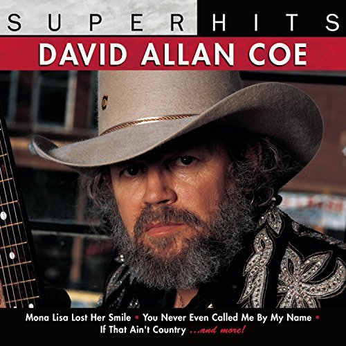 David Allan Coe Super Hits Super Hits