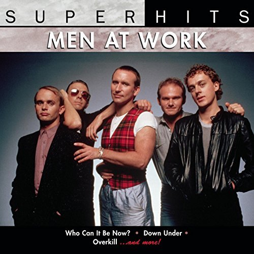 Men At Work Super Hits Super Hits