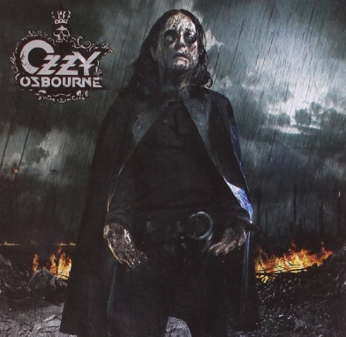Osbourne Ozzy Black Rain Incl. Ticket Insert