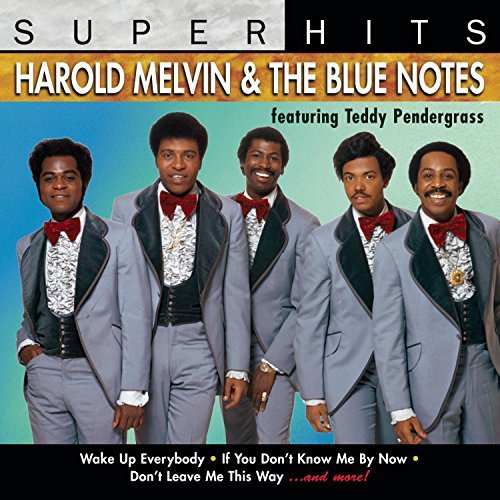 Harold & Blue Notes Melvin Super Hits Feat. Teddy Pendergrass Super Hits