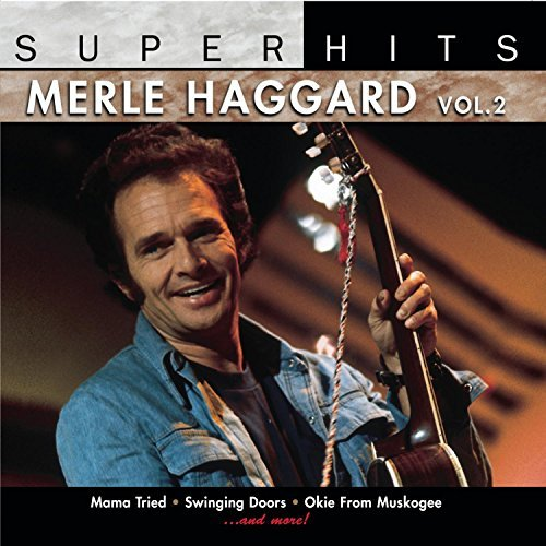 Haggard Merle Vol. 2 Super Hits Of Merle Hag Super Hits