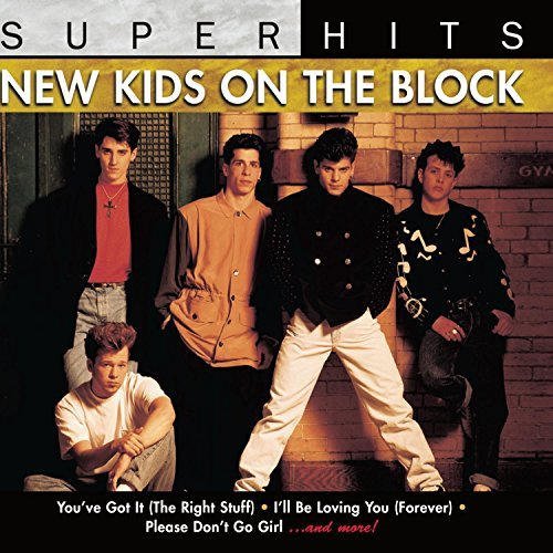 New Kids On The Block Super Hits Super Hits