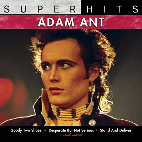 Adam Ant Super Hits Super Hits