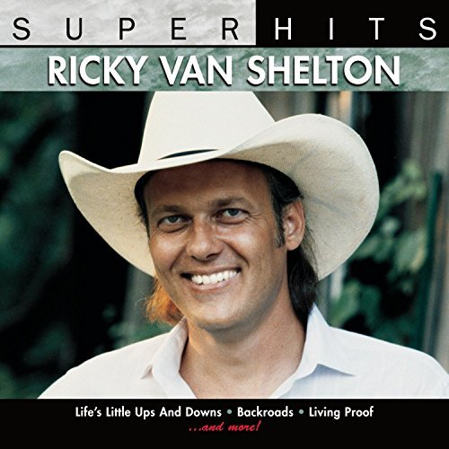 Ricky Van Shelton Vol. 2 Super Hits Super Hits