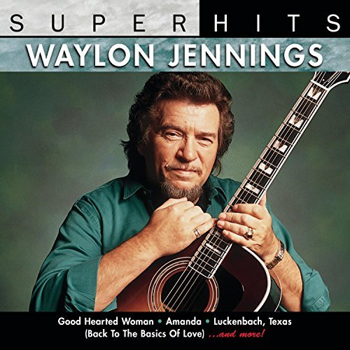 Waylon Jennings Super Hits Super Hits