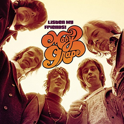 Moby Grape Listen My Friends! Best Of Mo Listen My Friends! Best Of Mo