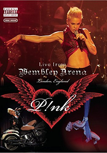 Pink Live At Wembley Explicit Version Live At Wembley