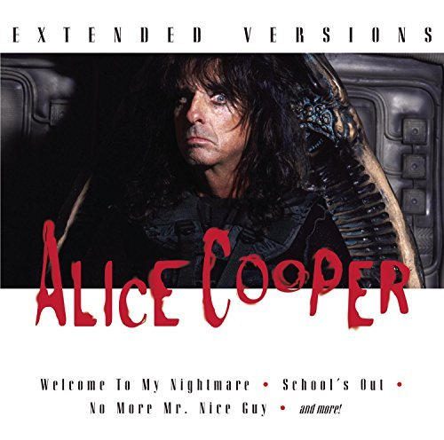 Alice Cooper Extended Versions Live Recordi
